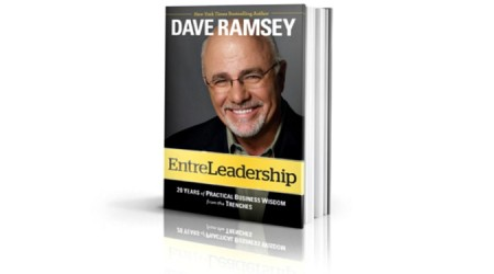 Leaders are Readers- Entreleadership by Dave Ramsey yoogozi