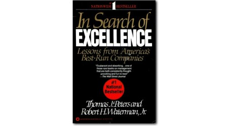 Leaders Are Readers In Search of Excellence yoogozi