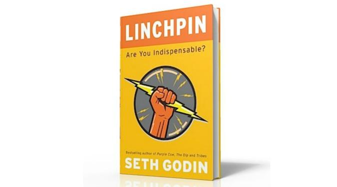 Leaders are Readers Linchpin Seth Godin yoogozi