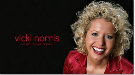 Vicki Norris Burning Down Restoring Order yoogozi