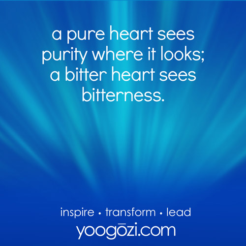 pure heart bitterness yoogozi