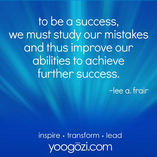 Thought Tile To Be A Success We Must Larry Broughton Amazing Motivated Thought For Success