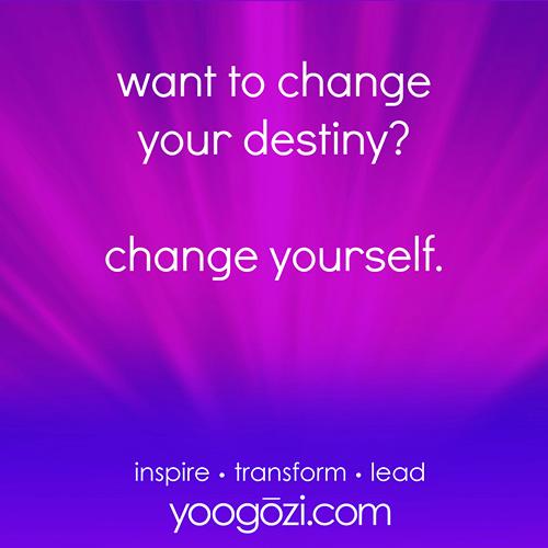 want to change your destiny  yoogozi larry broughton leadership inspiration motivation