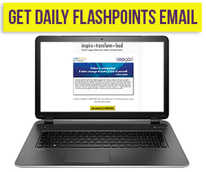 yoogozi FLASHPOINTS daily email